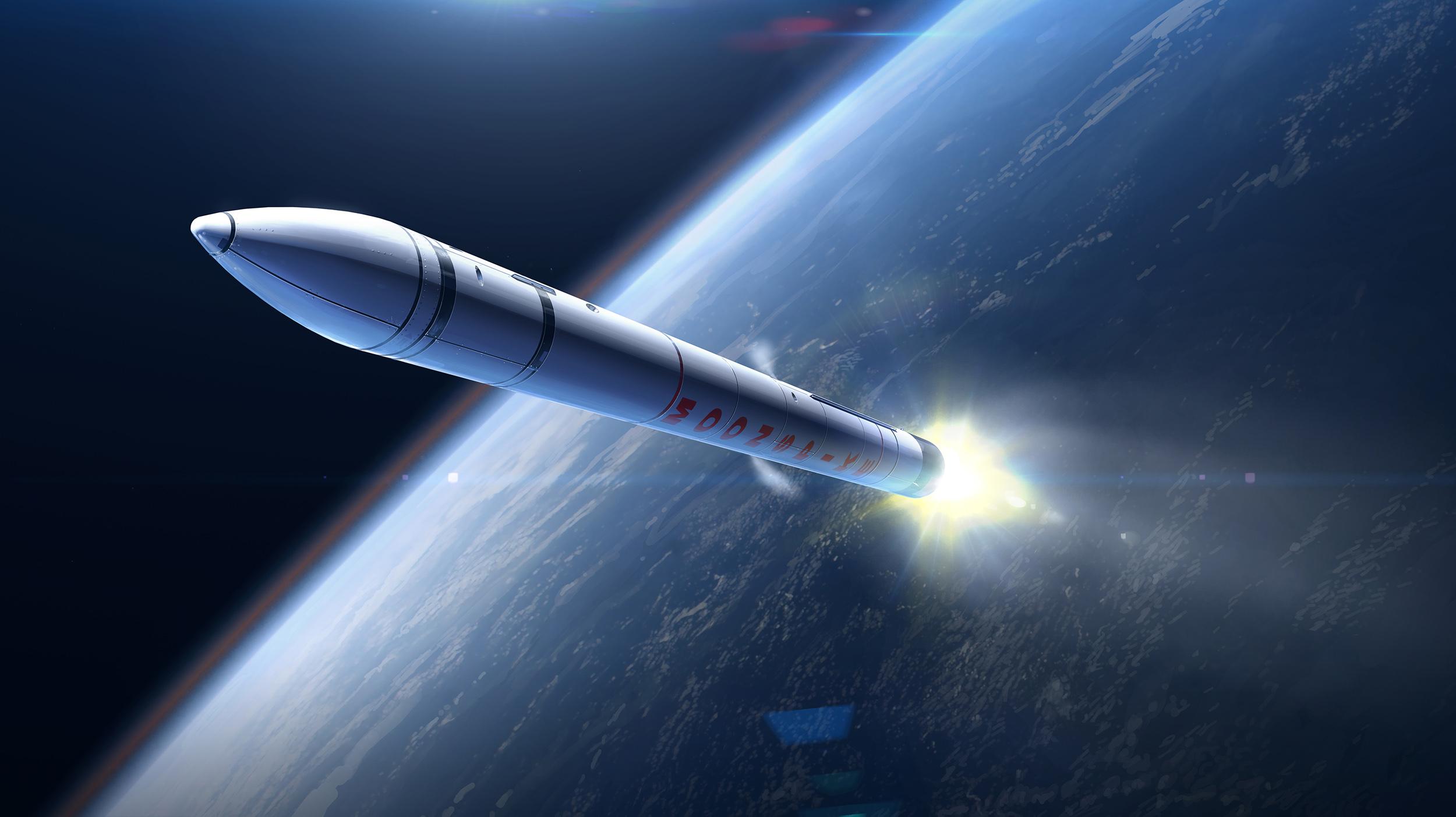Copenhagen Suborbitals Rocket